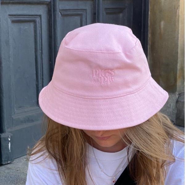 Marlin rosa boellehat paa model