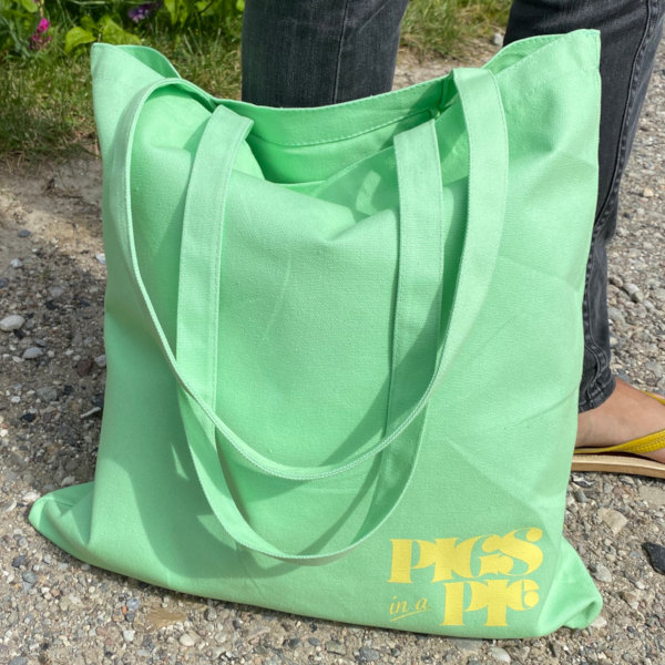 Organic shopper 201 paa grusvej